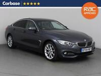 2015 BMW 4 SERIES 430d xDrive Luxury 5dr Auto Coupe