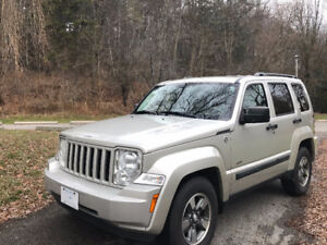 2008 Jeep Liberty Sport - North Edition