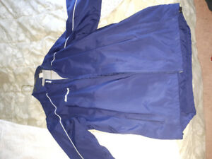 BAUER HOCKEY WARMUP JACKET-MENS LARGE