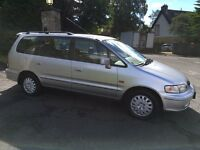 HONDA SHUTTLE 2.3 ES AUTOMATIC 7 SEATER FULLY LOADED PX SWAP