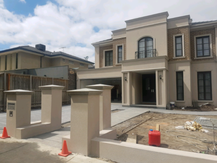 Quality rendering Doveton Casey Area Preview