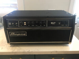 Ampeg SVT-CL 300 Watt Bass Head
