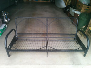 Futon frame (no mattress)