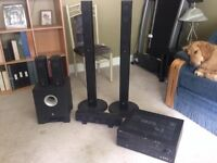 Home Theatre Sound System - Or Trade for ??