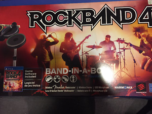 Selling Rockband 4: Band-in-a-box Edition (Playstation 4)