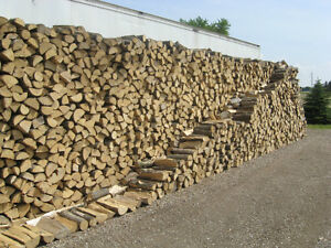 FIREWOOD FOR SALE - WELL-SEASONED - READY TO USE