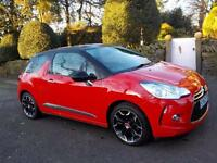 Citroen DS3 1.6e-HDi ( 90bhp ) Airdream DStyle Plus, £20 TAX