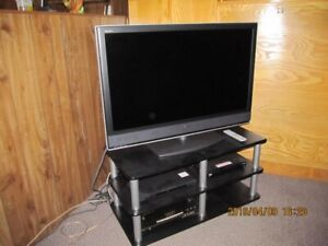 """Sony 46"""" Bravia TV with Stand"""