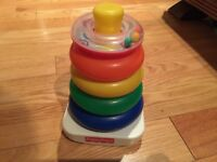 Anneaux fisher price