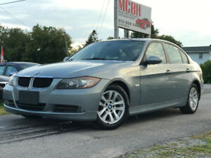 2006 BMW 3 Series AUTOMATIC/ LEATHER WITH SUNROOF