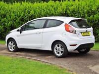Ford Fiesta 1.0 Zetec 3dr PETROL MANUAL 2014/14