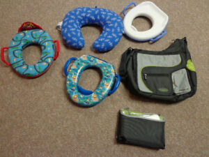 BABY DIAPER BAG NURSING PILLOW POTTY TRAINING