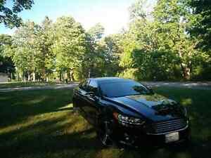 2013 Ford Fusion SE AWD