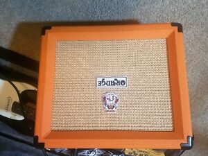 LEFT HANDED Godin Session Guitar and Orange CRrush 20RT AMP Prince George British Columbia image 3