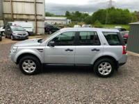 2009 Land Rover Freelander 2.2Td4 GS Station Wagon 5d 2179cc auto 4X4 DIESEL Aut