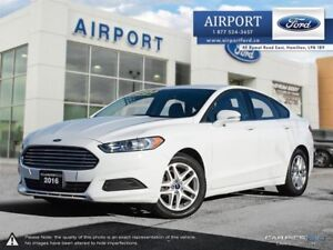2016 Ford Fusion SE FWD 2.5L with only 70,693 kms