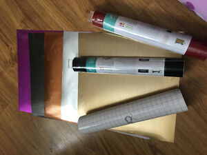 Cricut craft supplies