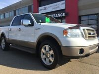 2006 Ford F-150 KING RANCH HEATED SEATS4X4!NEW TIRES!