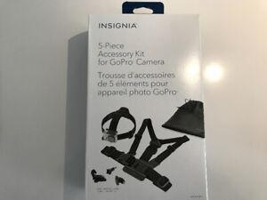GoPro accessoires 5 éléments (adresse Longueuil)
