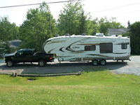 2011 Cougar Fifth Wheel & 2009 F350 $24,500 EACH