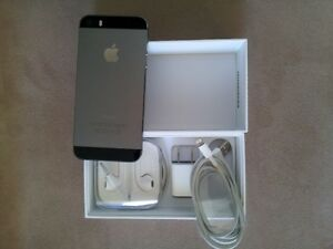 iPhone 5s is in almost new condition