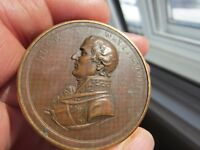 ANTIQUE 1809/15 BRONZE/JETONS/VICTOIRES/ DUKE OF WELLINGTON