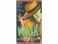 VHS The Mask - Jim Carrey as The Mask