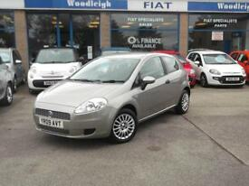 09 FIAT GRANDE PUNTO 1.4 ACTIVE 5YRS 0% FINANCE NO DEPOSIT
