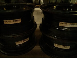 """16"""" Steel Wheels to fit Chrysler, Jeep, Dodge, Plymouth"""