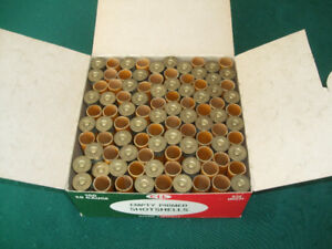cil empty primed shotshells