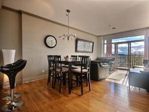 Magnifique condo/appartement meublé tout inclu