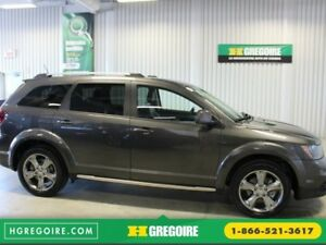 2016 Dodge Journey AWD 7 Passagers (Cuir-toit-Mag-Nav-Cam)