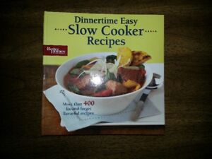 Slow Cooker Recipe Book and more