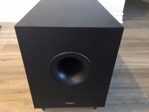 Tannoy SFX 5.1 Powered Subwoofer 100 Watts