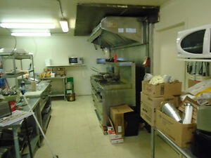 Restaurant For Lease, Truro - Full Equipped