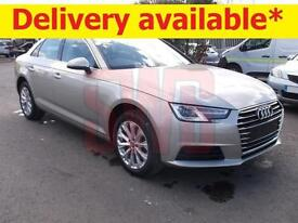 2017 Audi A4 Saloon TDi 2.0 150PS 6spd DAMAGED ON DELIVERY
