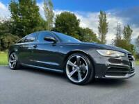 2012 Audi A6 Saloon 2.0TDI 8 SPEED AUTO 177 BHP *** S-LINE EDITION ** HUGE SPEC