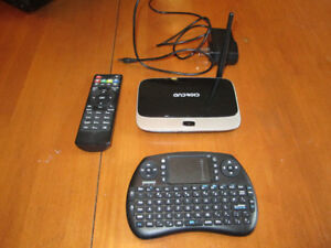 Android Box Plus Wireless Keyboard