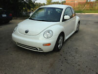 VW BEETLE FOR PARTS OR SALE