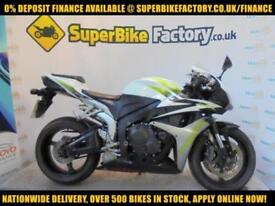 2008 08 HONDA CBR600RR, 0% DEPOSIT FINANCE AVAILABLE
