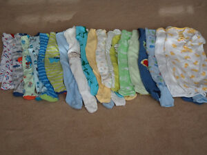 Four Lots of Infant Clothing