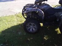 Want to Buy 2007-2011 Grizzly with EPS and EFI
