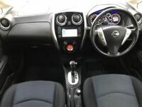 2015 15 NISSAN NOTE 1.2 ACENTA PREMIUM DIG-S 5D AUTO 98 BHP