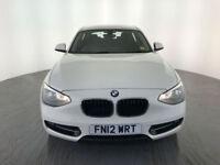 2012 BMW 116D SPORT DIESEL 5 DOOR HATCHBACK BMW SERVICE HISTORY FINANCE PX