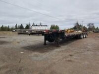 Tri axle step deck  REDUCED Moncton New Brunswick Preview