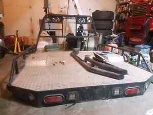Flat deck off a 98 tacoma. Need gone ASAP