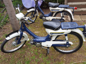 Honda PC50 Moped (including 2nd identical moped for parts)