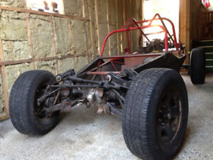 4x4 Dune Buggy Project