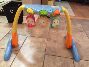 Tummy/activity time toy