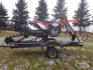 2013  KTM  TIMBERSLED  500 CC TORBO  MUST SEE